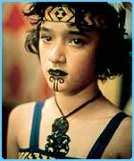 Keisha in the Whale Rider