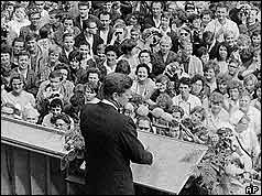 Kennedy in Berlin