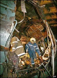 モスクワ地下鉄テロ