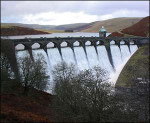 This shot of Elan Valley was taken by Phil Sims during a visit home to Llandrindod Wells from Loughborough