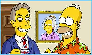 A film of The Simpsons is planned