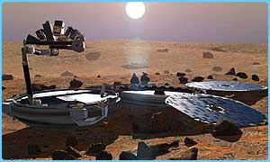 Beagle 2 has been declared lost
