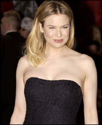 Renee Zellweger's performance in Cold Mountain has been highly praised.