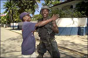 Cap-Haitien resident embraces rebel