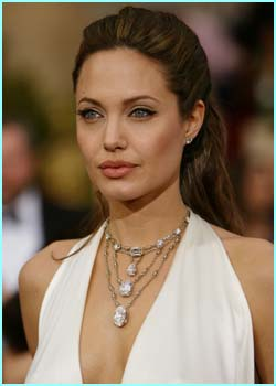 Tomb Raider star Angelina Jolie looked amazing