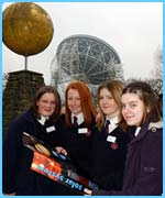 Jodrell Bank, Manchester: the centre of the Solar System