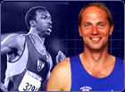 The greatness of Michael Johnson and Steve Redgrave explained