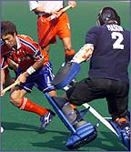 Simon Mason is GB's top keeper