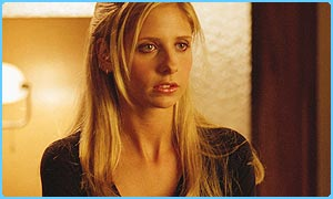 Buffy has been voted your fave TV programme