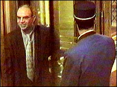 Henri Paul caught on the Ritz Hotel CCTV