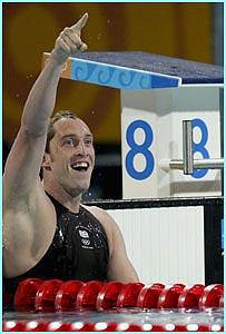 Stephen Parry claims Great Britain's second medal of the Olympic games with a bronze in the 200m butterfly.