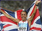 Olympic champion Kelly Holmes on running the perfect 800m