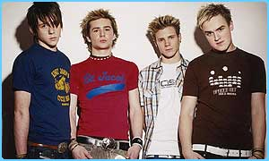 McFly are number one