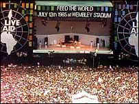 LIVE 8: Evento será em julho e Madonna cantará!