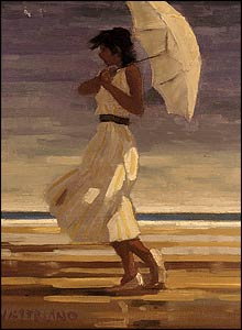 Vettriano's The Umbrella