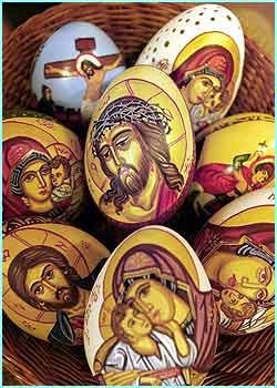 CBBC Newsround GALLERIES Easter around the worldJesus Easter Egg