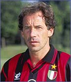 Franco Baresi was the world's top sweeper