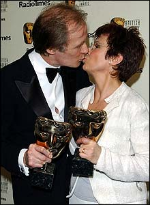Nighy and Walters - cream of British acting