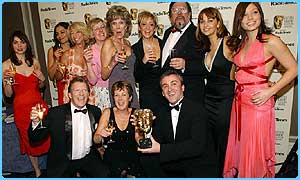 The Coronation Street cast