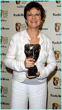 And congratulations to Julie Walters who won best actress for the third time!