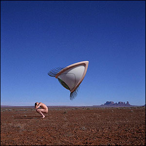 Bury the Hatchet by The Cranberries, courtesy of Coriander/Storm Thorgerson