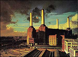 Animals by Pink Floyd, courtesy of Rockoptic