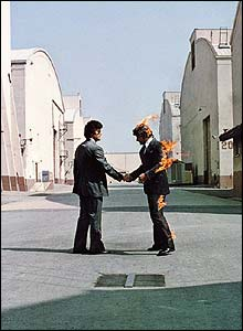 Wish You Were Here by Pink Floyd, courtesy of Rockoptic