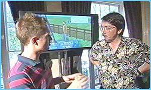 Adam and Will Wright