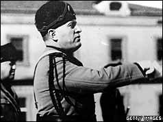 BBC ON THIS DAY | 25 | 1943: Italian dictator Mussolini quits