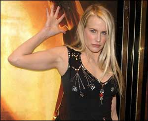 Kill Bill star Daryl Hannah