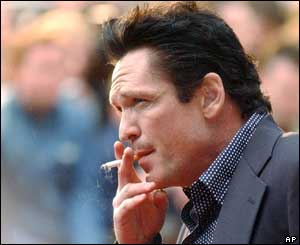 Kill Bill star Michael Madsen