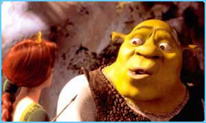Scene from Shrek I
