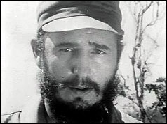 Cuban President - Fidel Castro