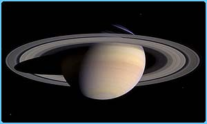 Great new pictures of Saturn have been taken - (Image: Nasa/JPL)