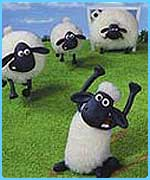 Shaun the Sheep is coming to television