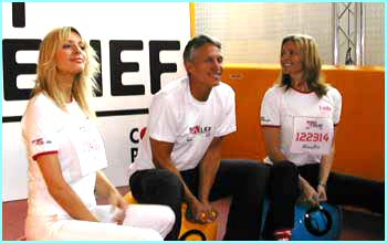 Footie host and former England star Gary Lineker joins Tess and Gabby for a giggle