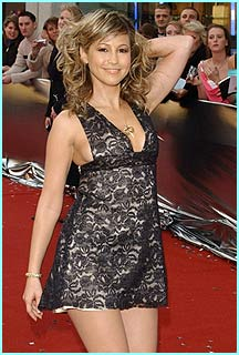 Rachel Stevens got the Sexiest Female gong