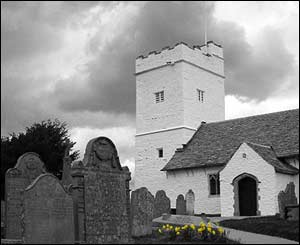 St.Sannan's Church, Bedwellty, submitted by Ken Jenkins, Pontllanfraith