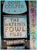 CBBC Newsround | REVIEWS | Book: The Artemis Fowl files
