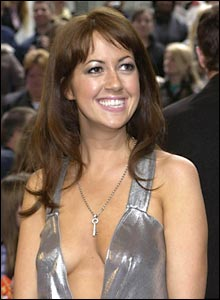 Sheree Murphy, who plays Tricia Dingle in ITV's Emmerdale