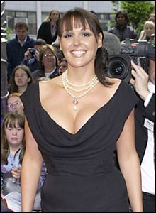 Suranne Jones, who plays Karen McDonald in Coronation Street
