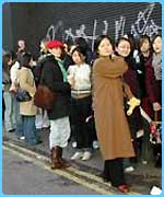 Cho Chang audition queues