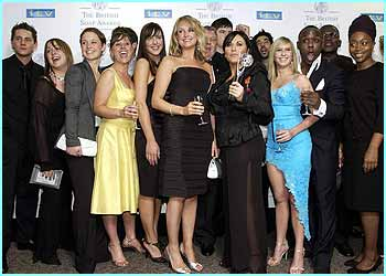 But EastEnders were the big winners, collecting seven awards - two more than rivals, Corrie