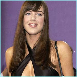 And Michelle Ryan certainly looked more grown up than her on-screen character, Zoe