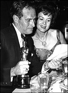 El Oscar por Ben-Hur