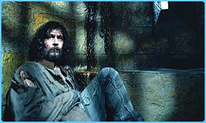 Gary Oldman as Sirius Black in Azkaban