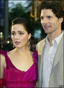 Eric Bana and Rose Byrne
