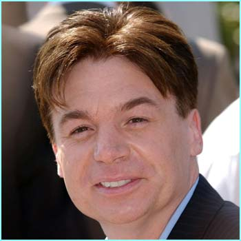 Another Shrek star, Mike Myers. He was in Wayne's World and The Cat And The Hat!