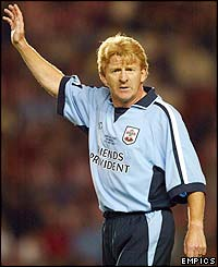 Gordon Strachan returns to the St Mary's Stadium