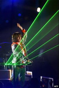 Смотреть видео ролик Jean Michel Jarre - Pyramids (Millenium concert...